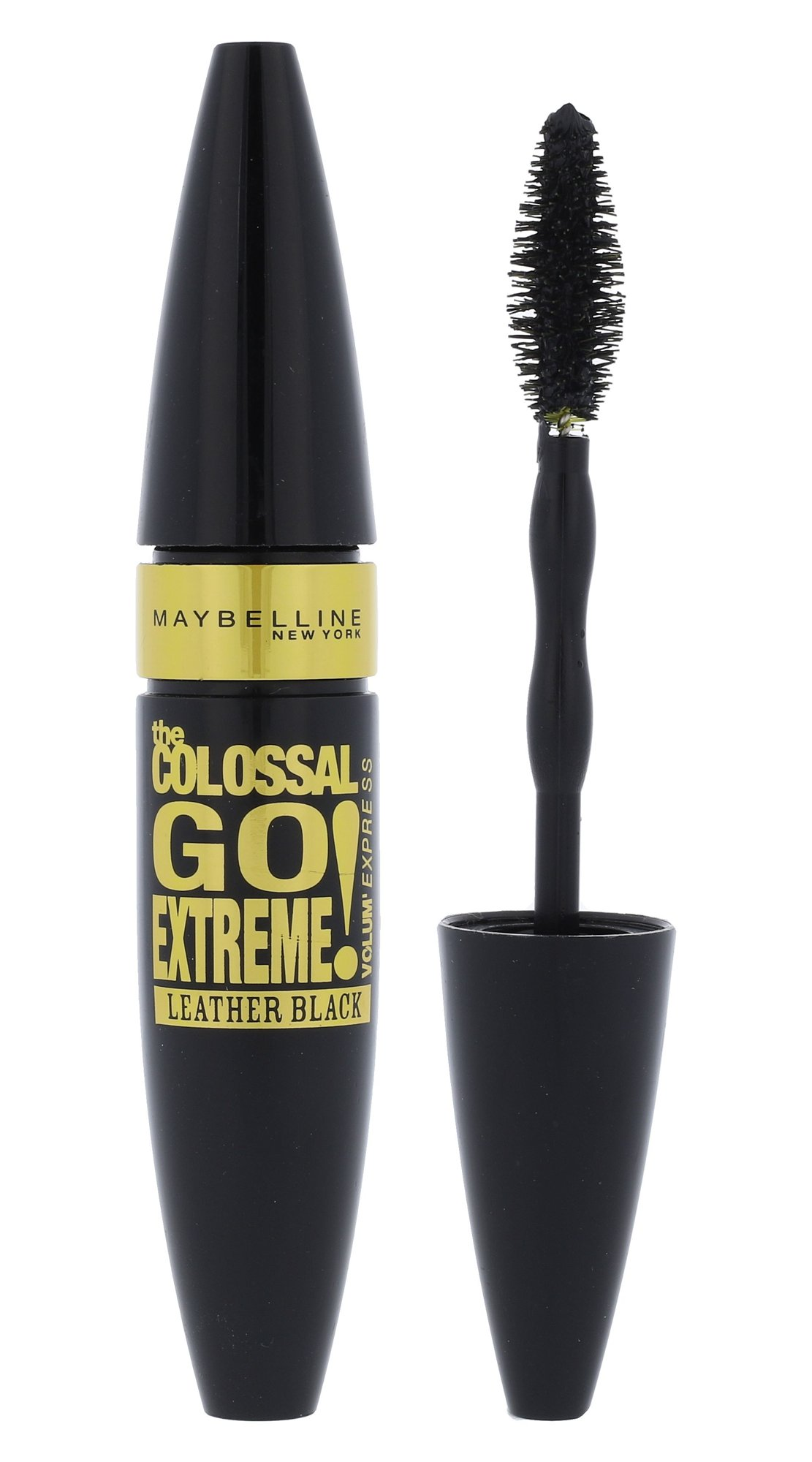 Maybelline Colossal Go Extreme Volum Express Cosmetic 9,5ml Leather Black