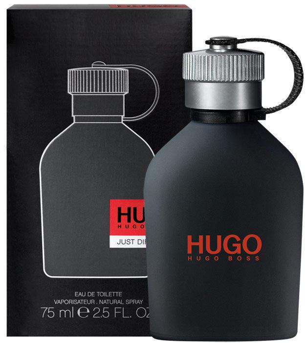 HUGO BOSS Hugo EDT 100ml  Just Different