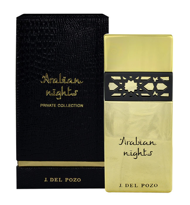 Jesus Del Pozo Arabian Nights Private Collection EDP 100ml