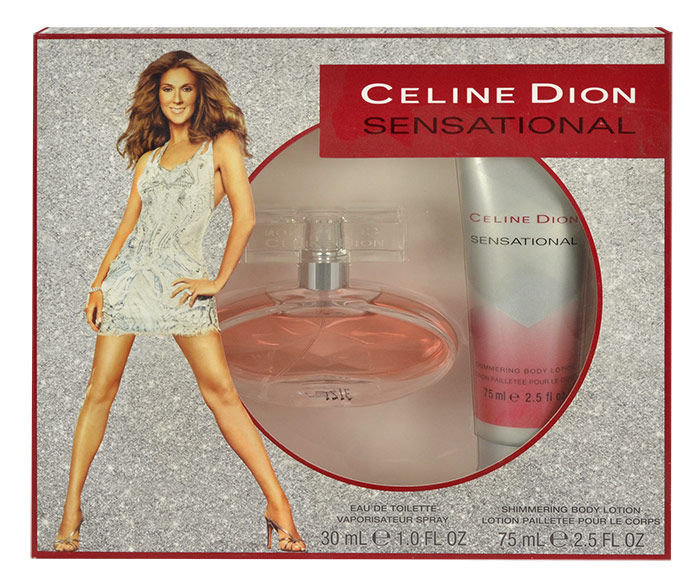 Céline Dion Sensational EDT 30ml