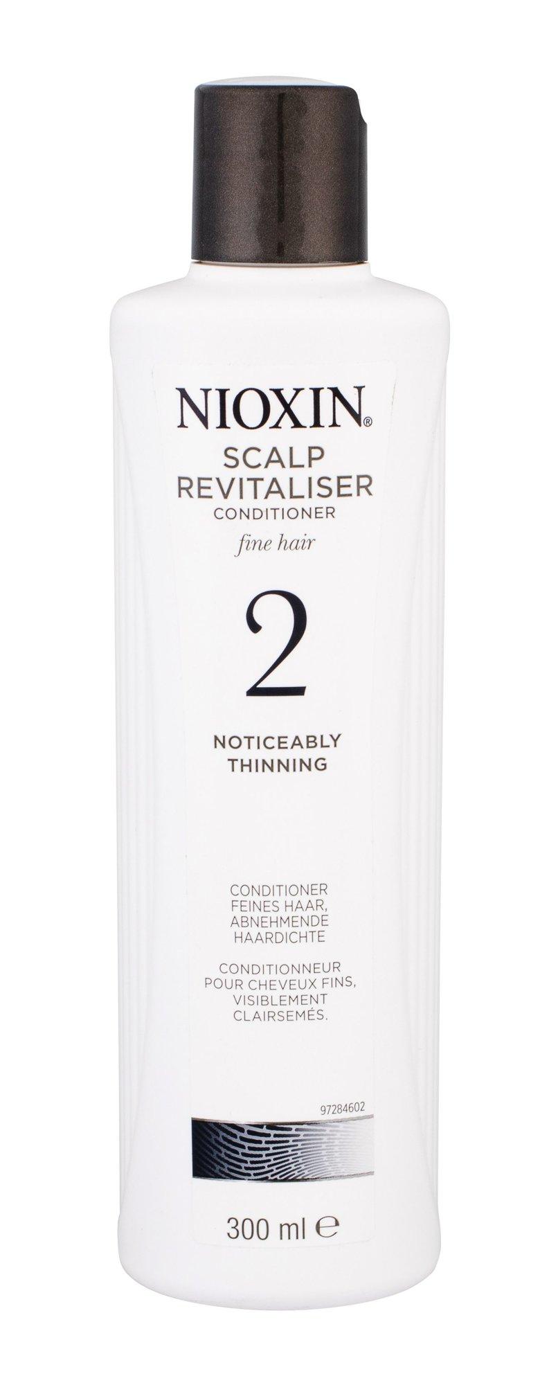 Nioxin System 2 Cosmetic 300ml  Scalp Revitaliser Conditioner
