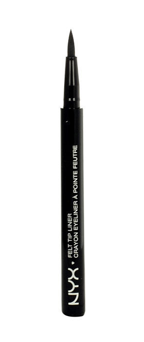 NYX Professional Makeup Felt Tip Liner Cosmetic 0,57ml 02 Dark Brown