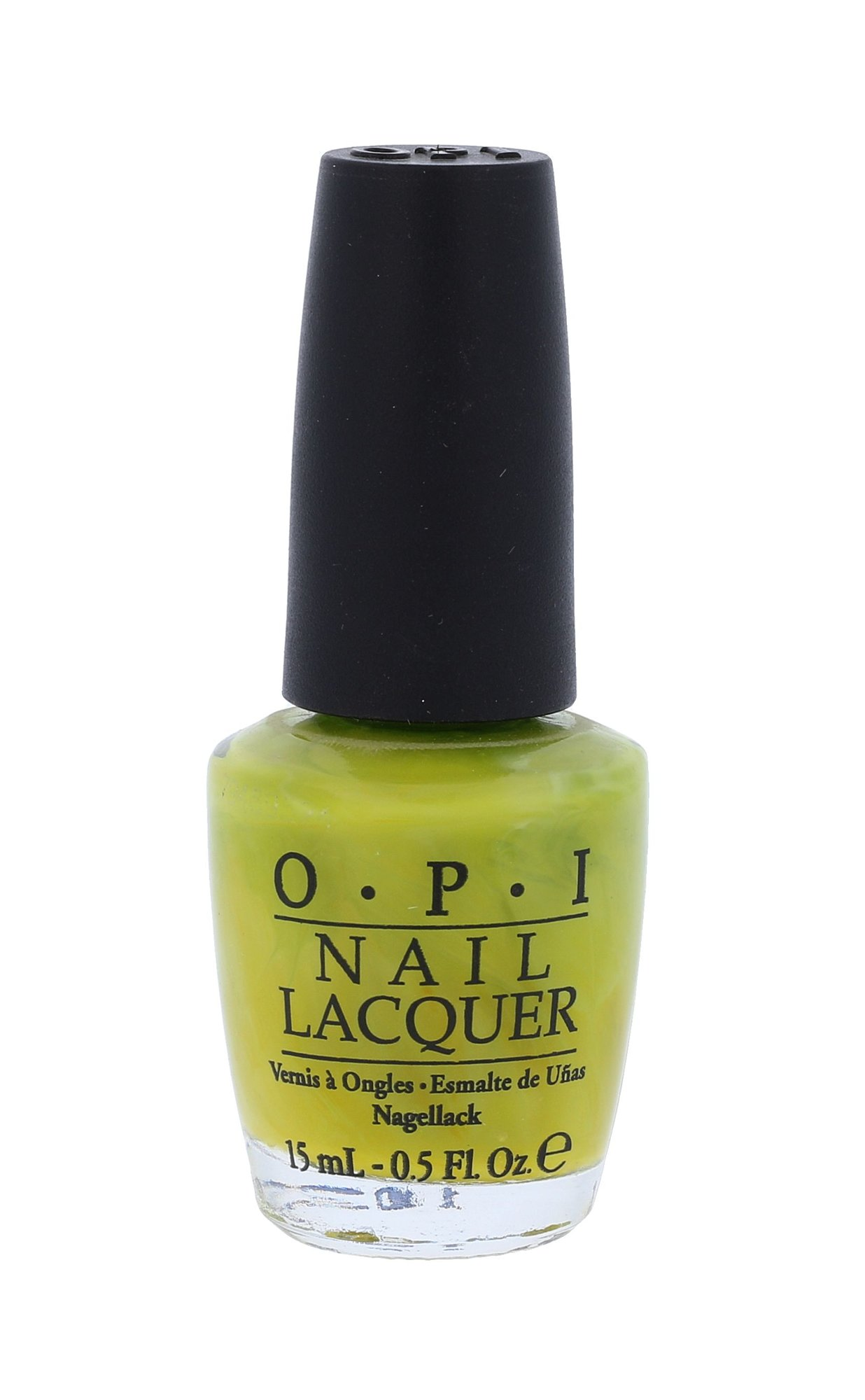 OPI Nail Lacquer Cosmetic 15ml NL B92 Who The Shrek Are You?