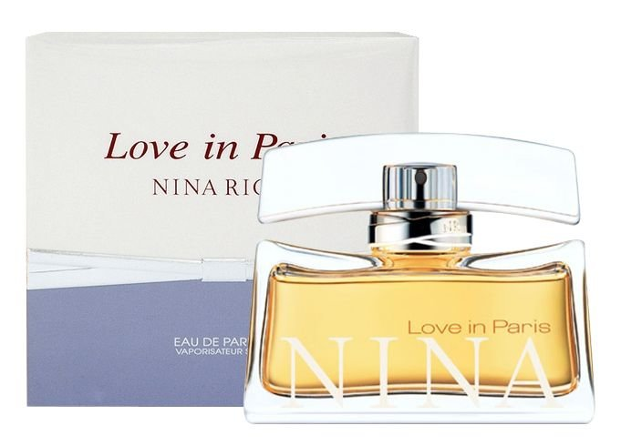 Nina Ricci Love in Paris EDP 80ml