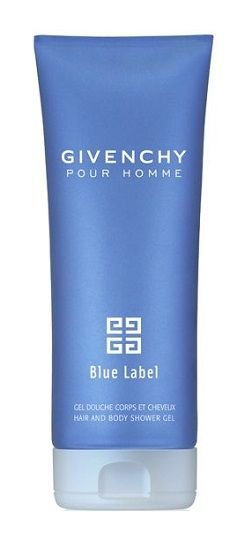 Givenchy Pour Homme Blue Label Shower gel 200ml