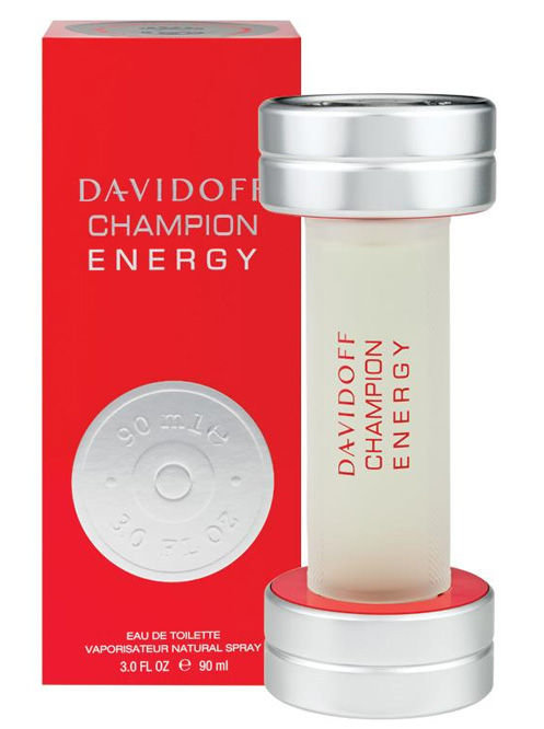 Davidoff Champion EDT 50ml  Energy