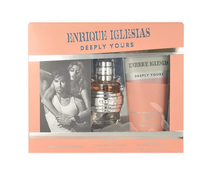 Enrique Iglesias Deeply Yours Woman EDT 40ml