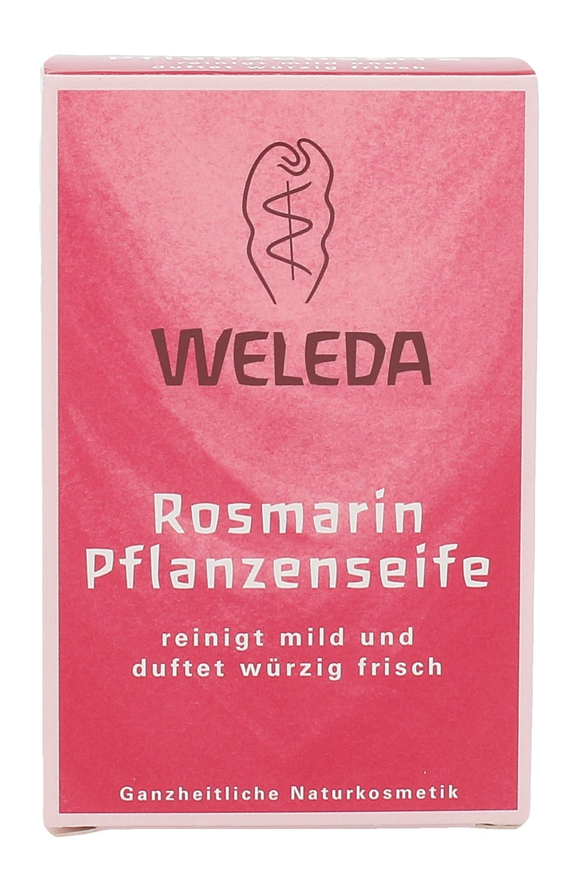 Weleda Rosemary Soap Cosmetic 100g