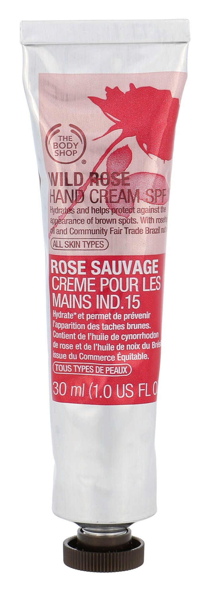 The Body Shop Wild Rose Cosmetic 30ml