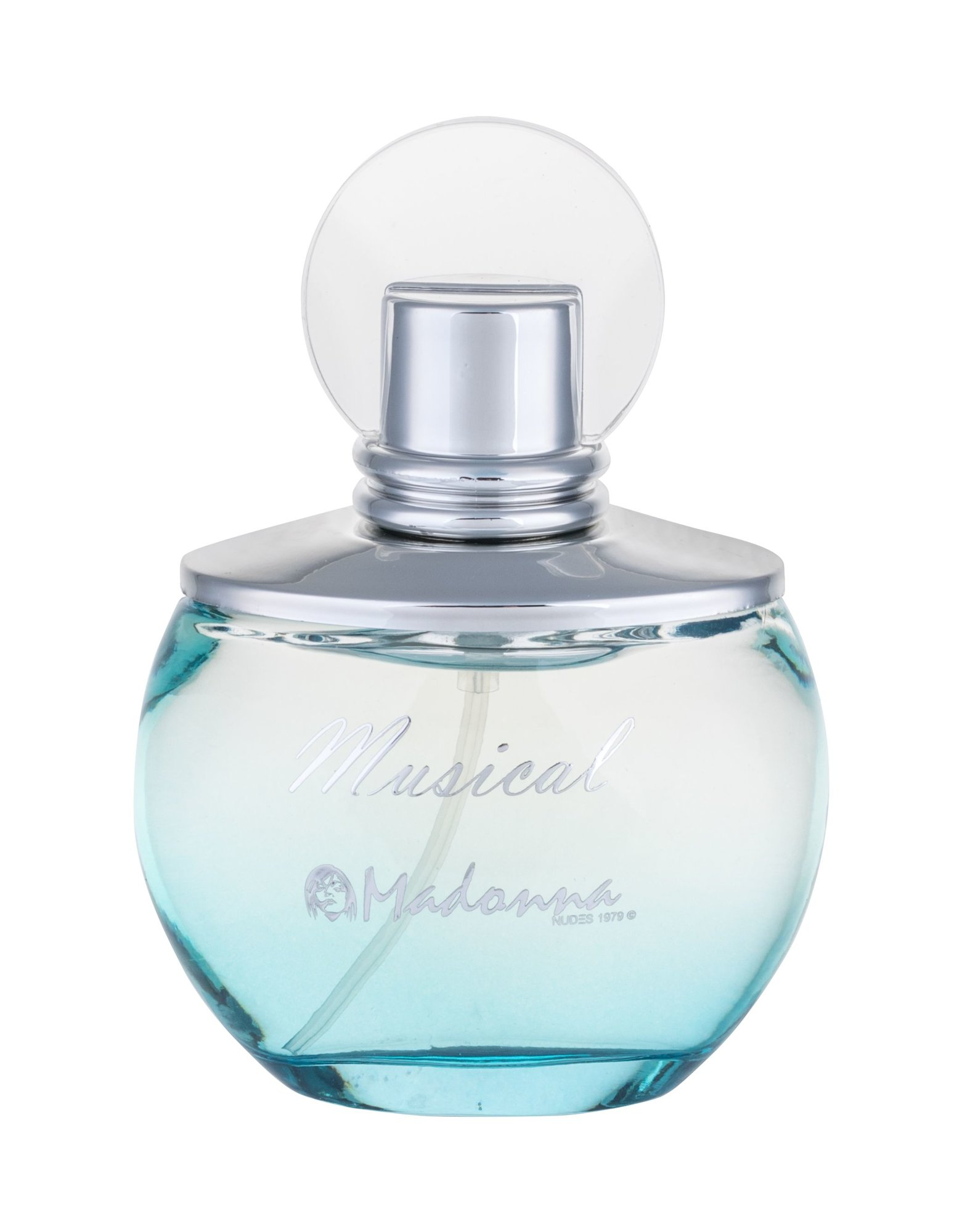 Madonna Nudes 1979 Musical EDP 100ml