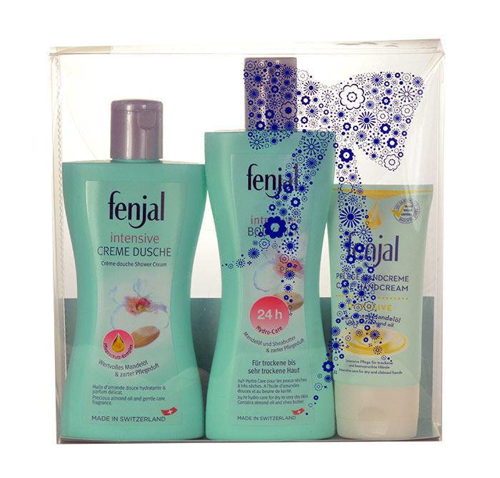 Fenjal Intensive Shower Cream Kit 1504 Cosmetic 475ml