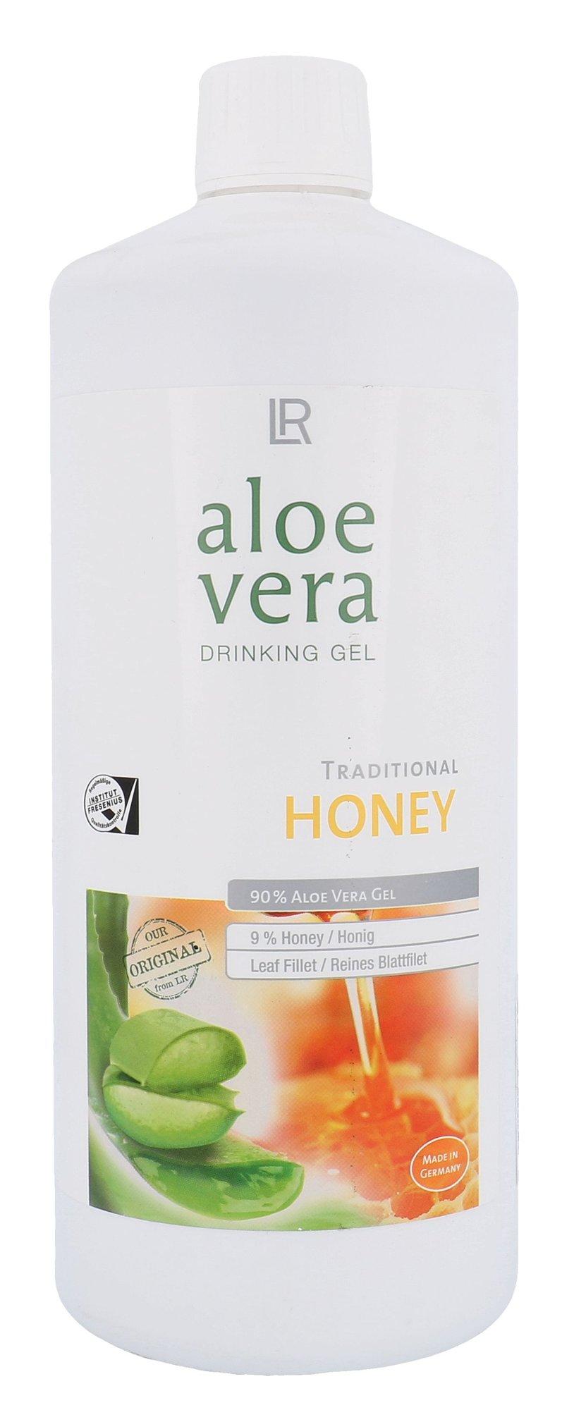 LR Aloe Vera Cosmetic 1000ml  Drinking Gel Honey