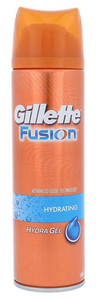 Gillette Fusion Hydrating Shave Gel Cosmetic 200ml