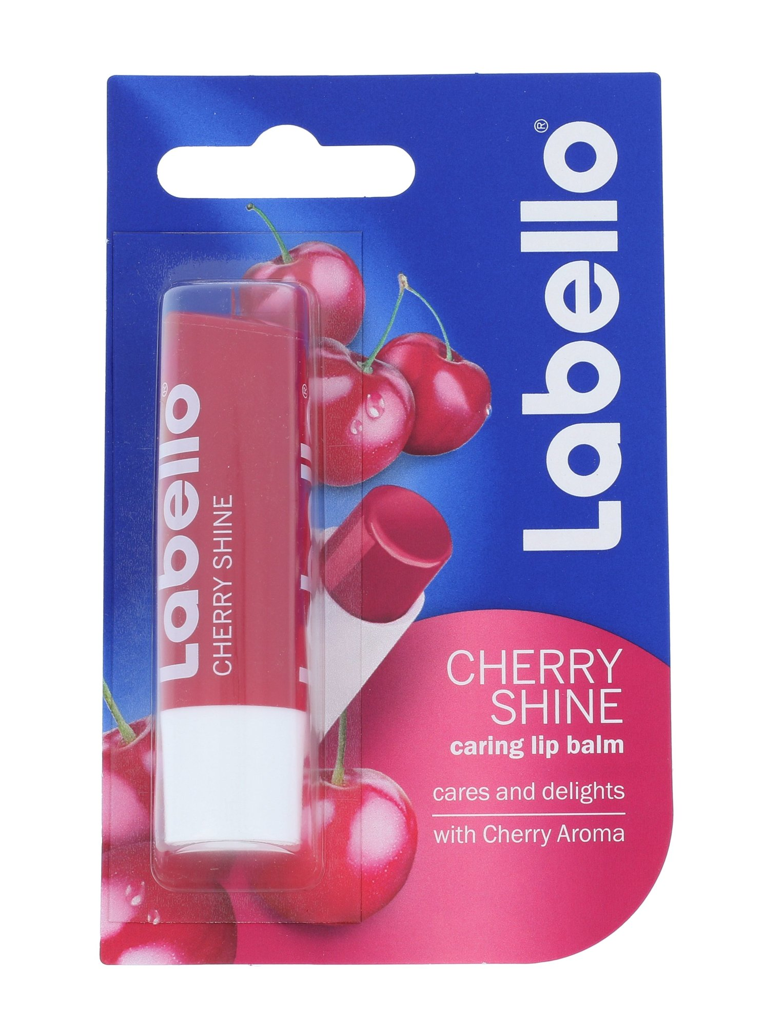 Labello Cherry Shine Cosmetic 5,5ml