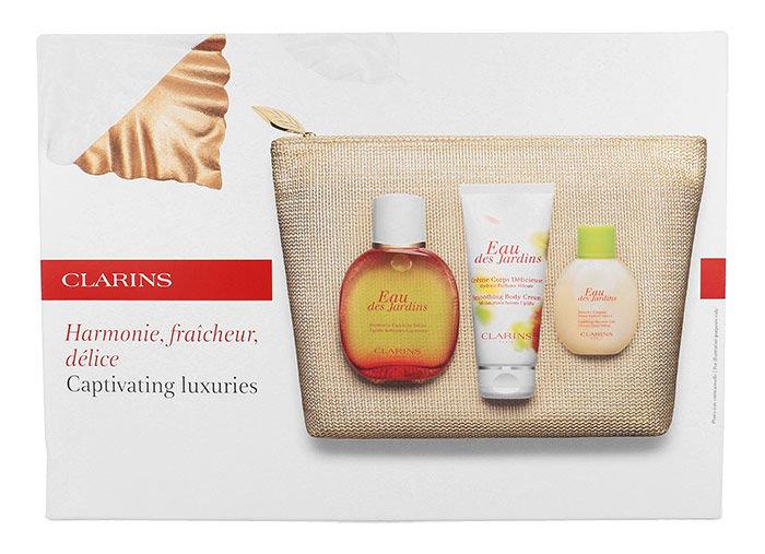 Clarins Eau Des Jardins Cosmetic 100ml