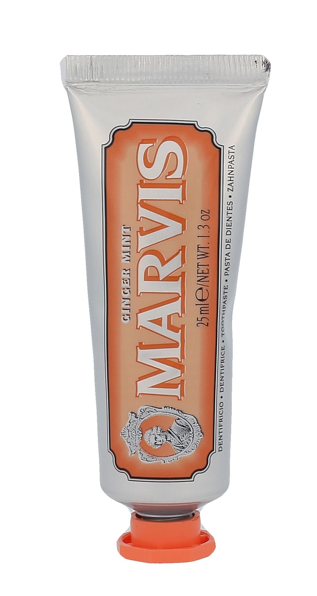 Marvis Toothpaste Ginger Mint Cosmetic 25ml