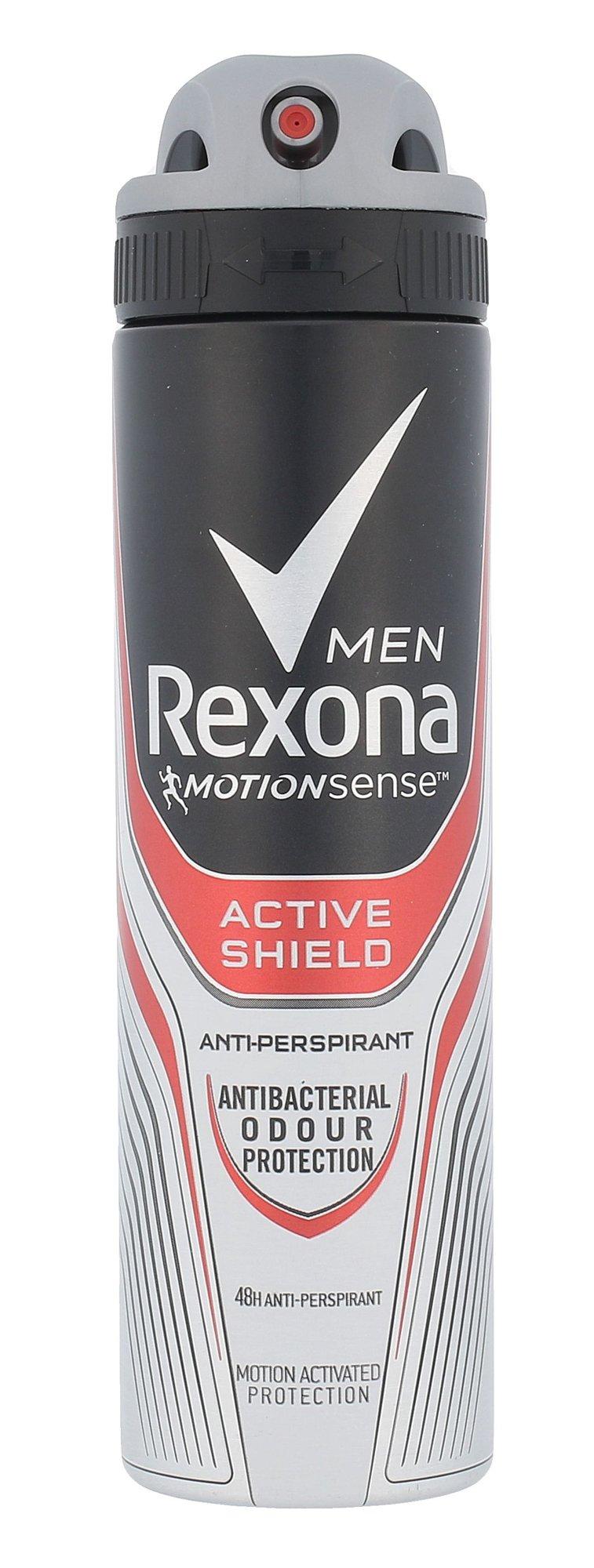 Rexona Men Active Shield 48H Anti-Perspirant Deospray Cosmetic 150ml