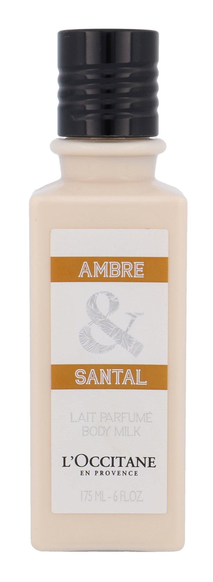 L´Occitane Ambre & Santal Cosmetic 175ml