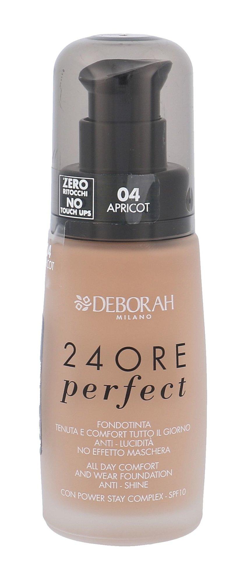 Deborah Milano 24Ore Cosmetic 30ml 04 Apricot