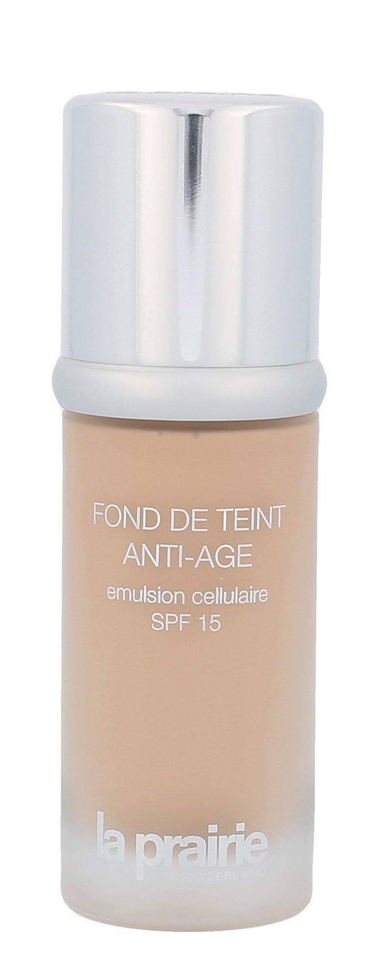 La Prairie Anti Aging Foundation SPF15 Cosmetic 30ml Shade 200