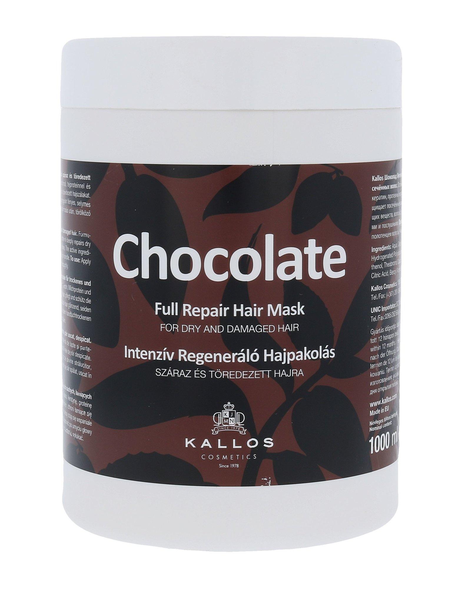 Kallos Cosmetics Chocolate Cosmetic 1000ml