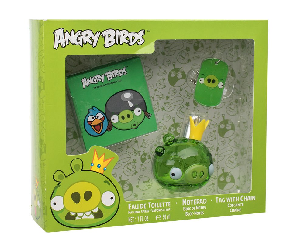 Angry Birds Angry Birds King Pig EDT 50ml