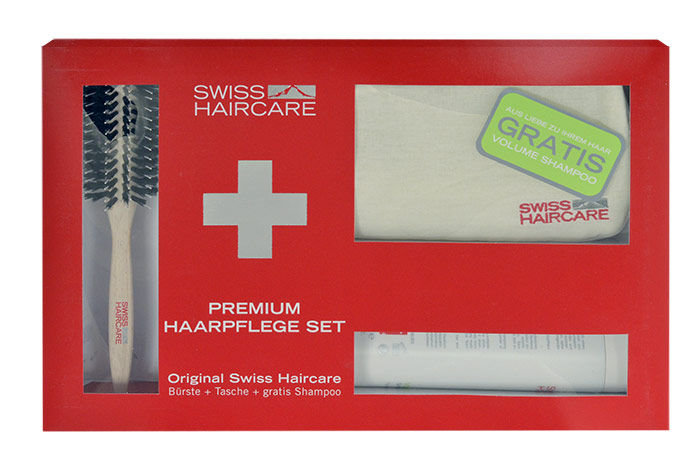 Swiss Haircare Premium Haircare Volume Kit Cosmetic 1pc