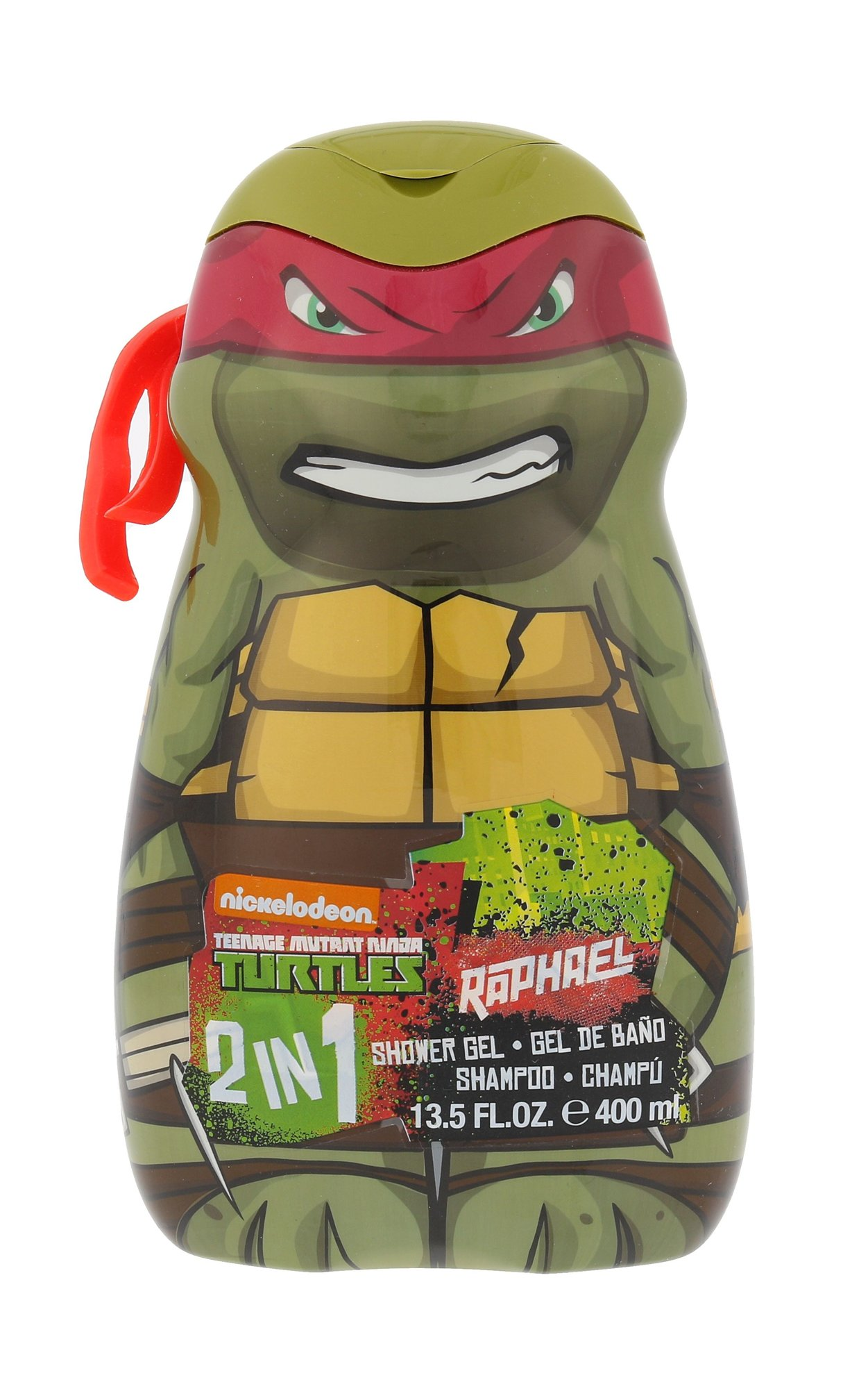 Nickelodeon Teenage Mutant Ninja Turtles Raphael Shower gel 400ml