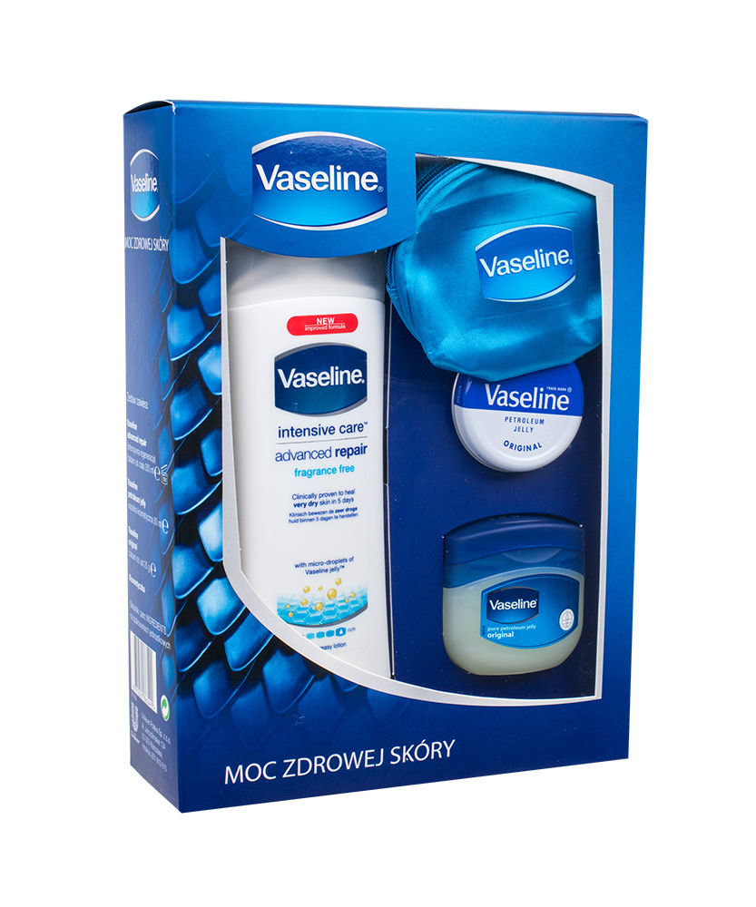 Vaseline Moisturising Kit Cosmetic 200ml