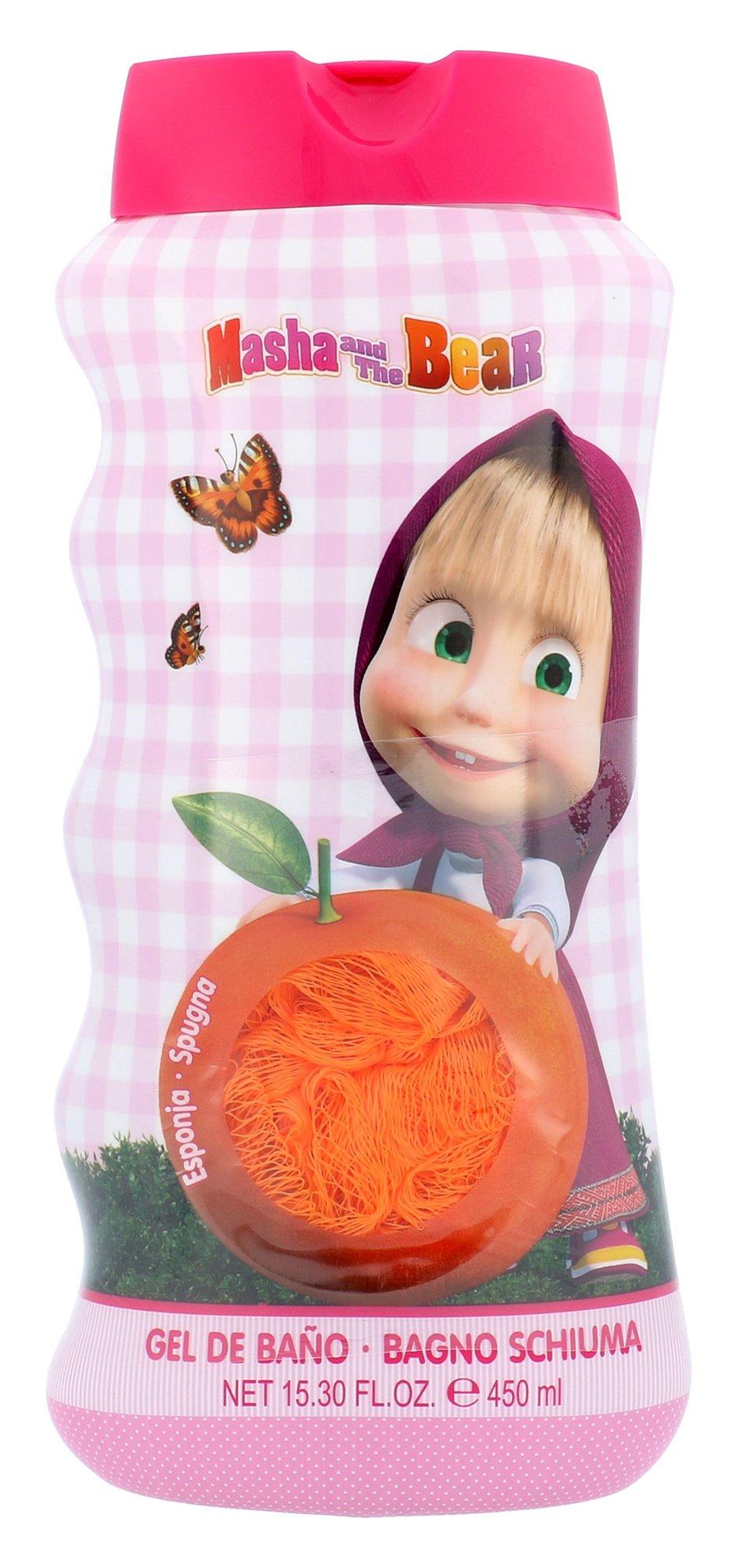 Disney Masha and The Bear Shower gel 450ml