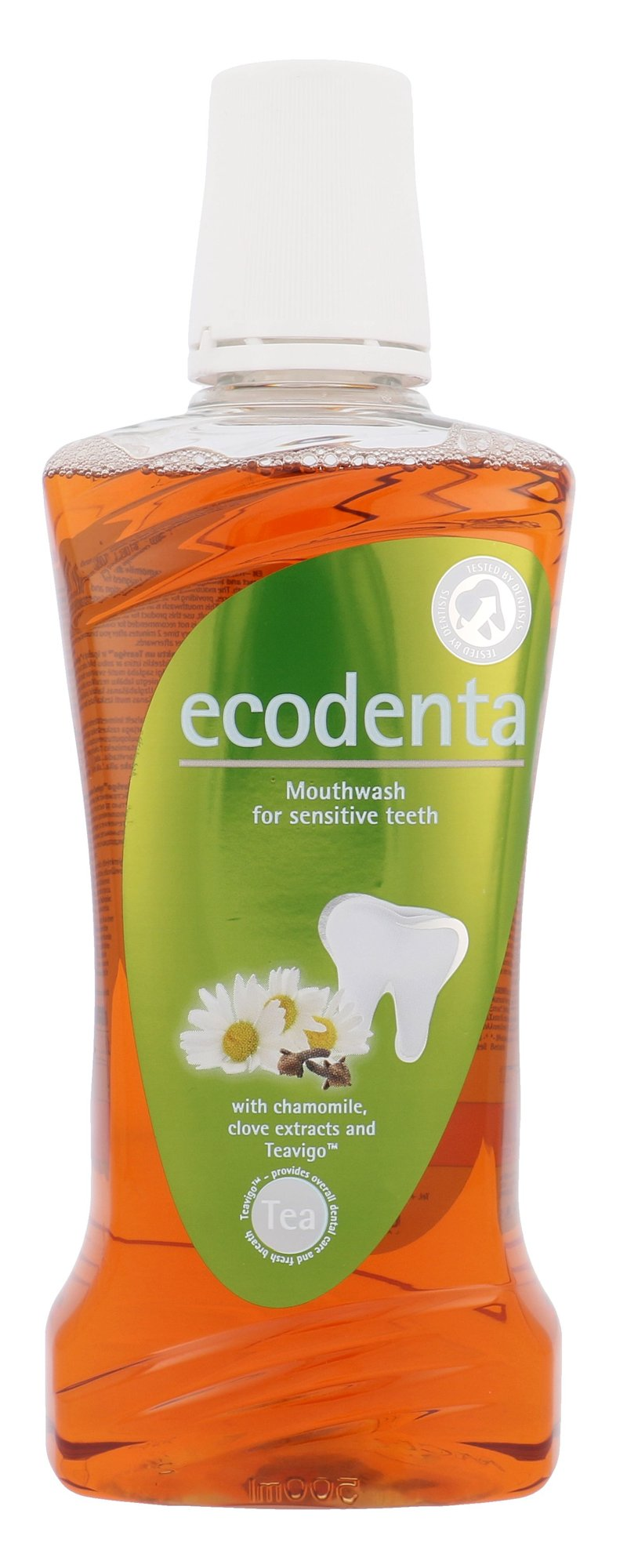 Ecodenta Mouthwash For Sensitive Teeth Cosmetic 480ml