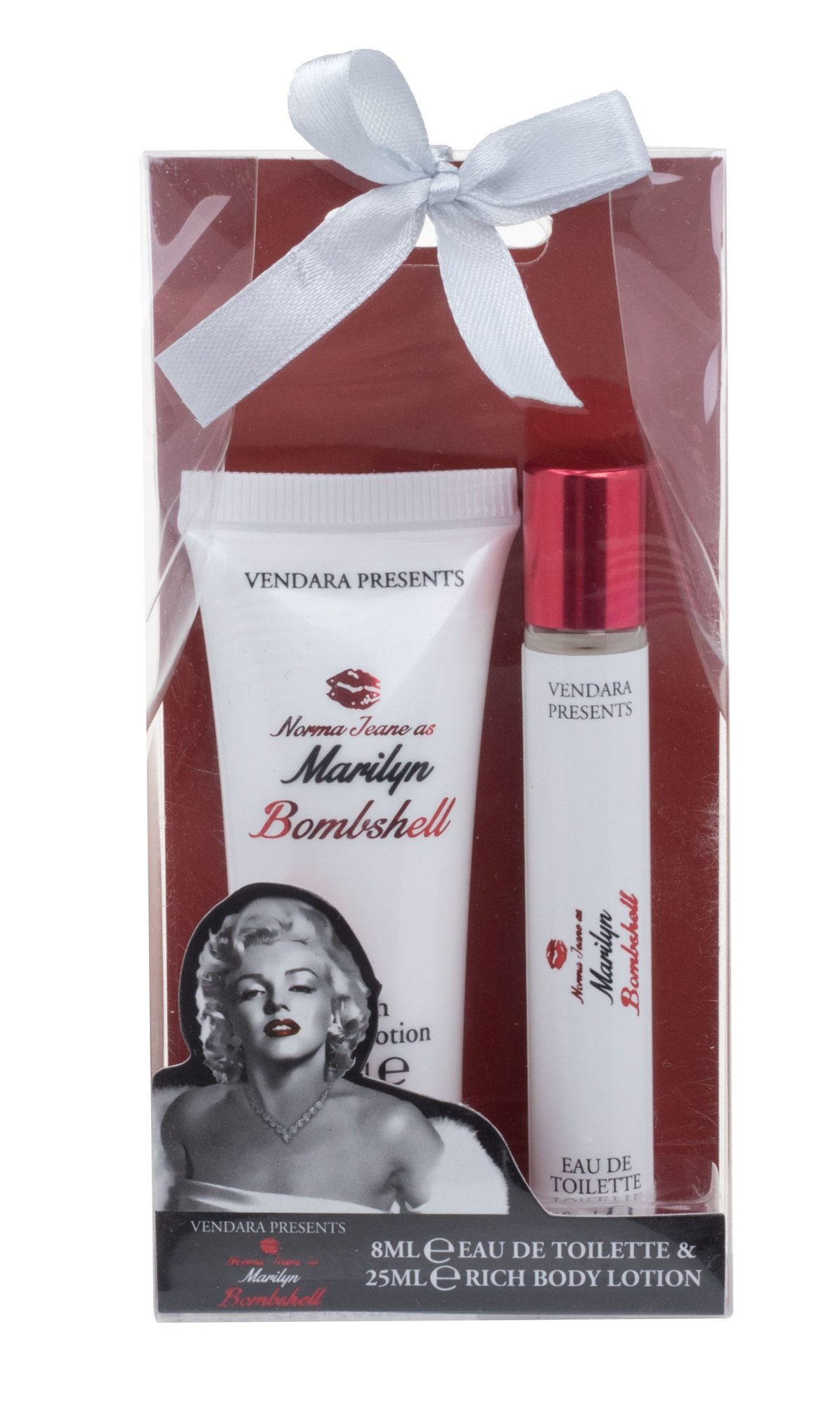 Vendara Presents Marilyn Bombshell EDT 8ml