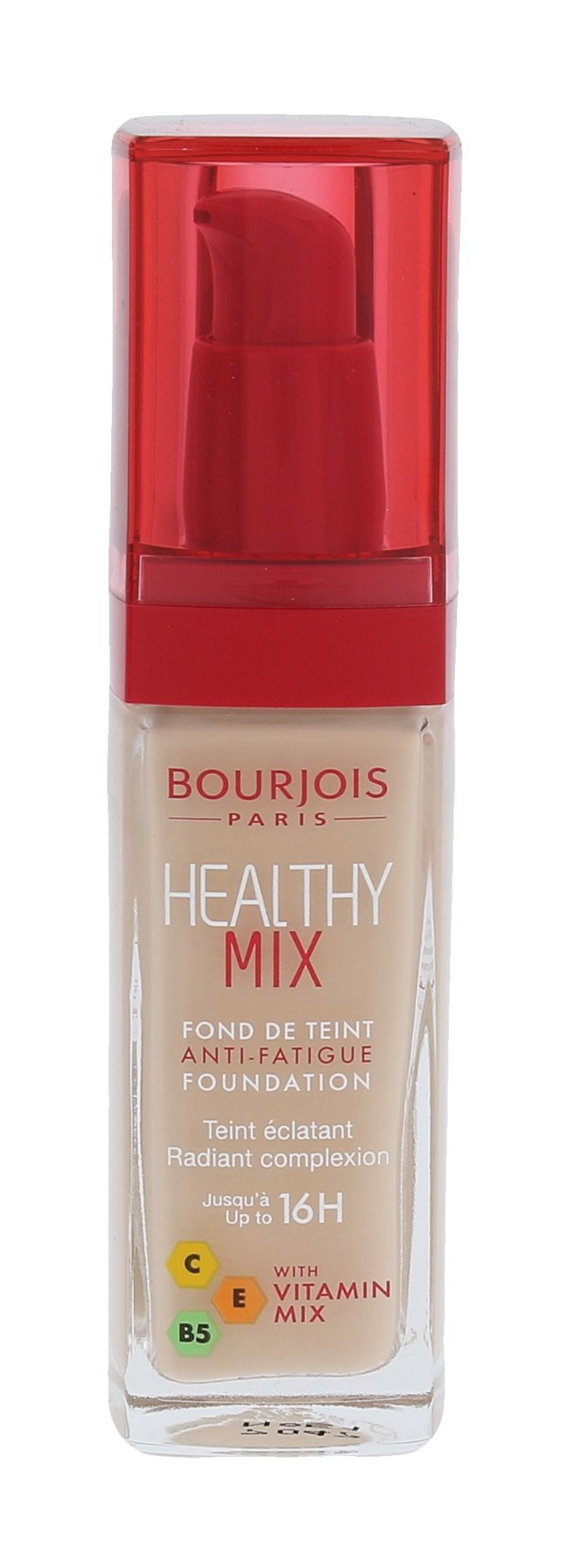 BOURJOIS Paris Healthy Mix Cosmetic 30ml 51 Light Vanilla