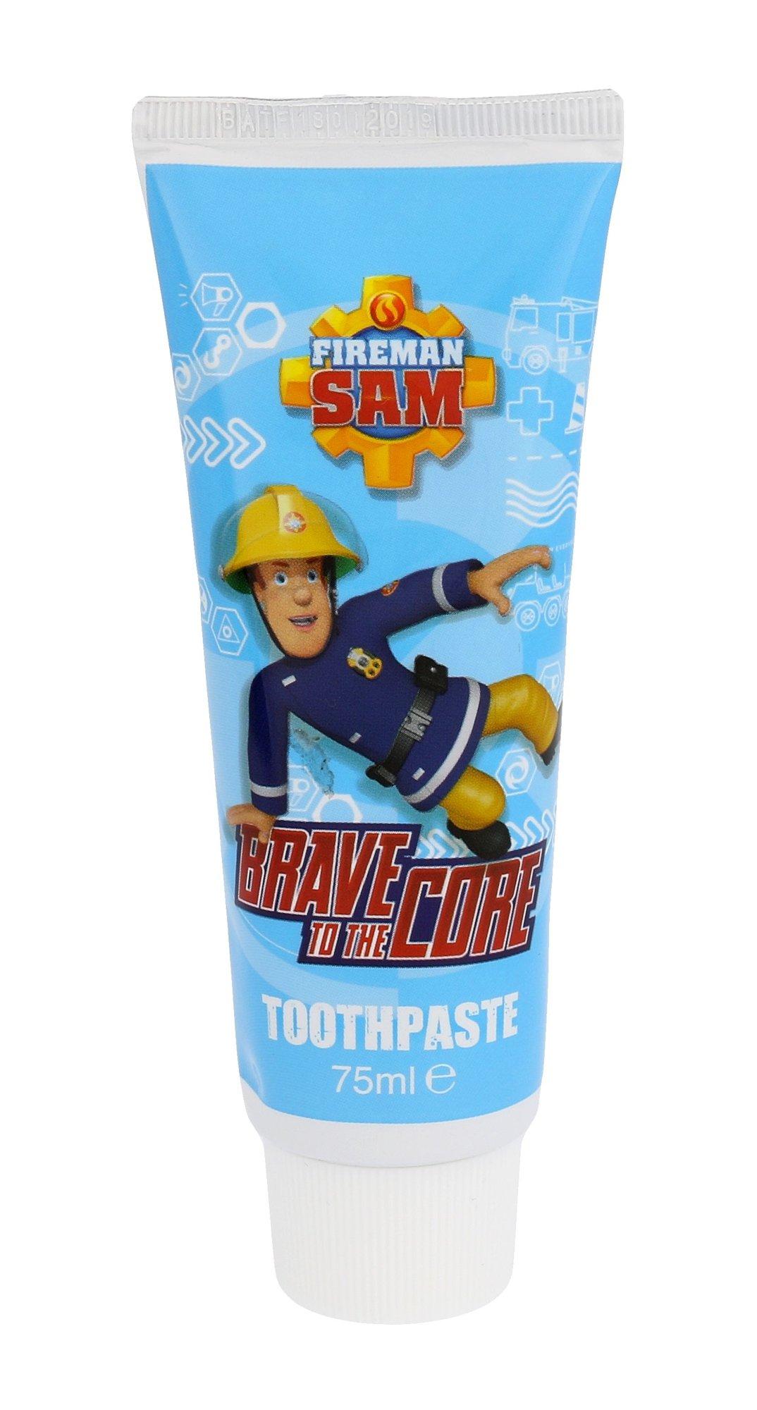 Fireman Sam Sam Toothpaste Cosmetic 75ml