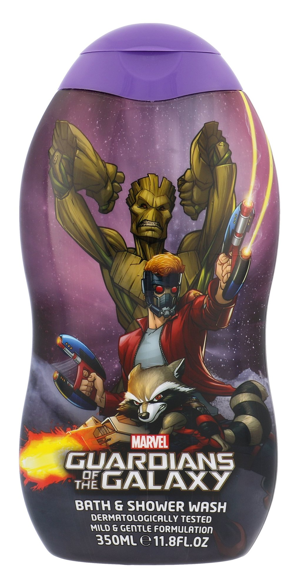 Marvel Guardians of the Galaxy Shower gel 350ml