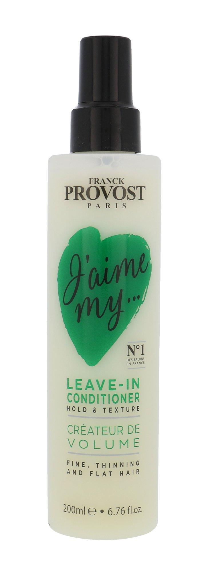FRANCK PROVOST PARIS J´Aime My... Cosmetic 200ml  Créateur De Volume