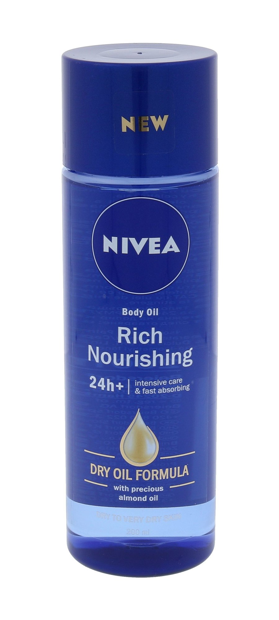 Nivea Body Oil Cosmetic 200ml