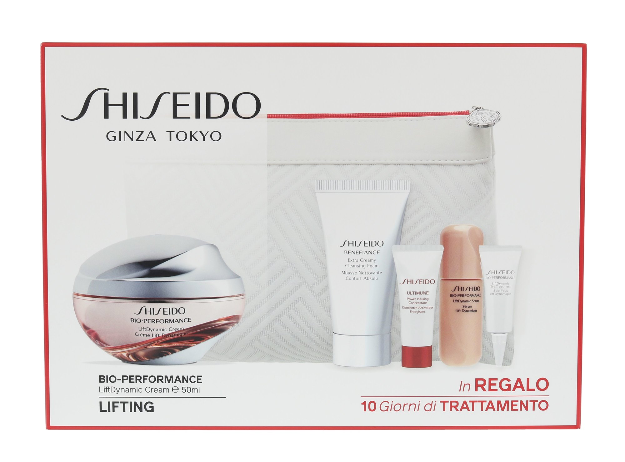 Shiseido Bio-Performance Cosmetic 50ml