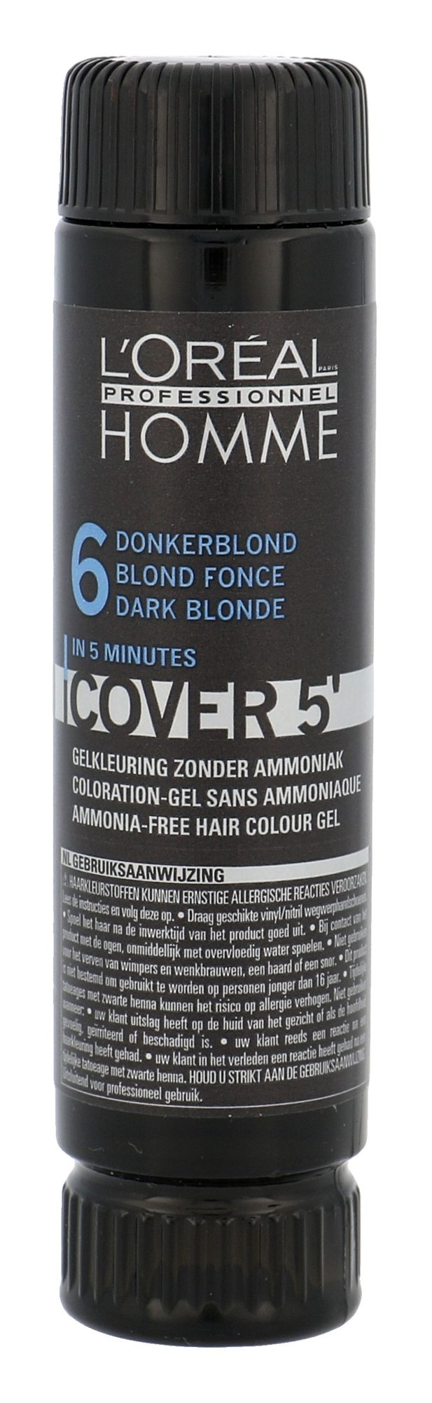 L´Oréal Professionnel Homme Cosmetic 3x50ml 6 Dark Blond