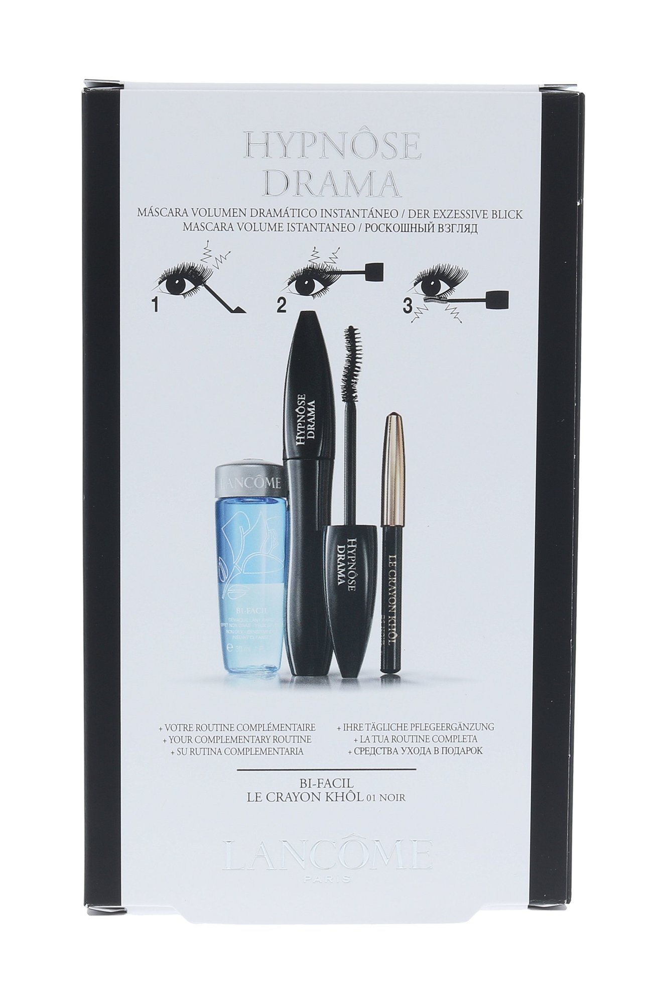 Lancôme Hypnose Drama Cosmetic 6,5ml 01 Excessive Black