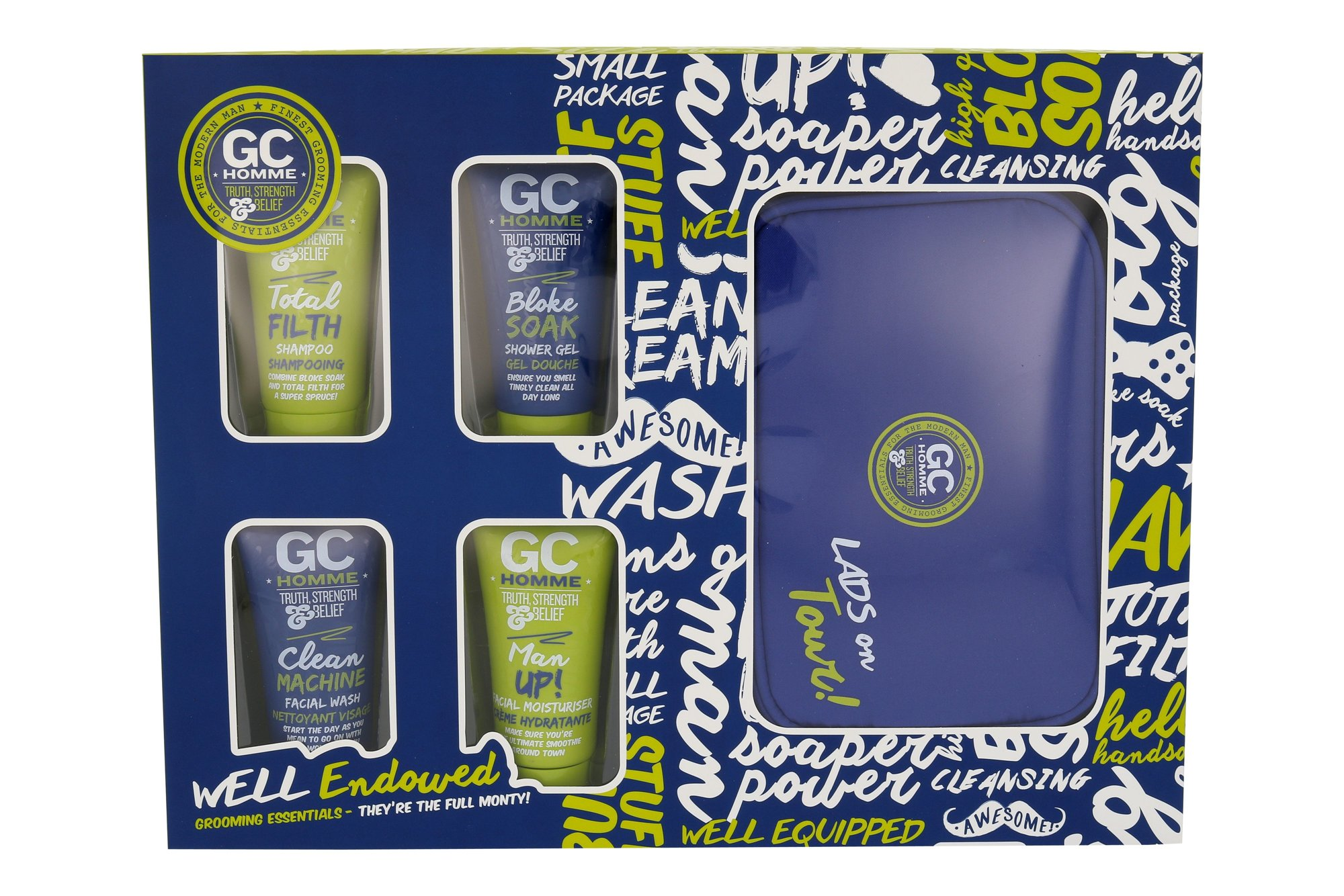 Grace Cole Homme Sport Well Endowed Cosmetic 50ml