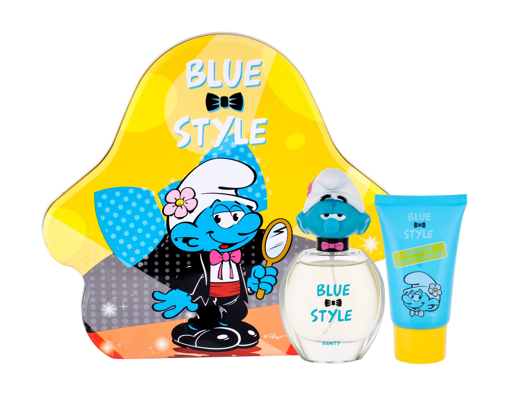 The Smurfs Vanity EDT 50ml