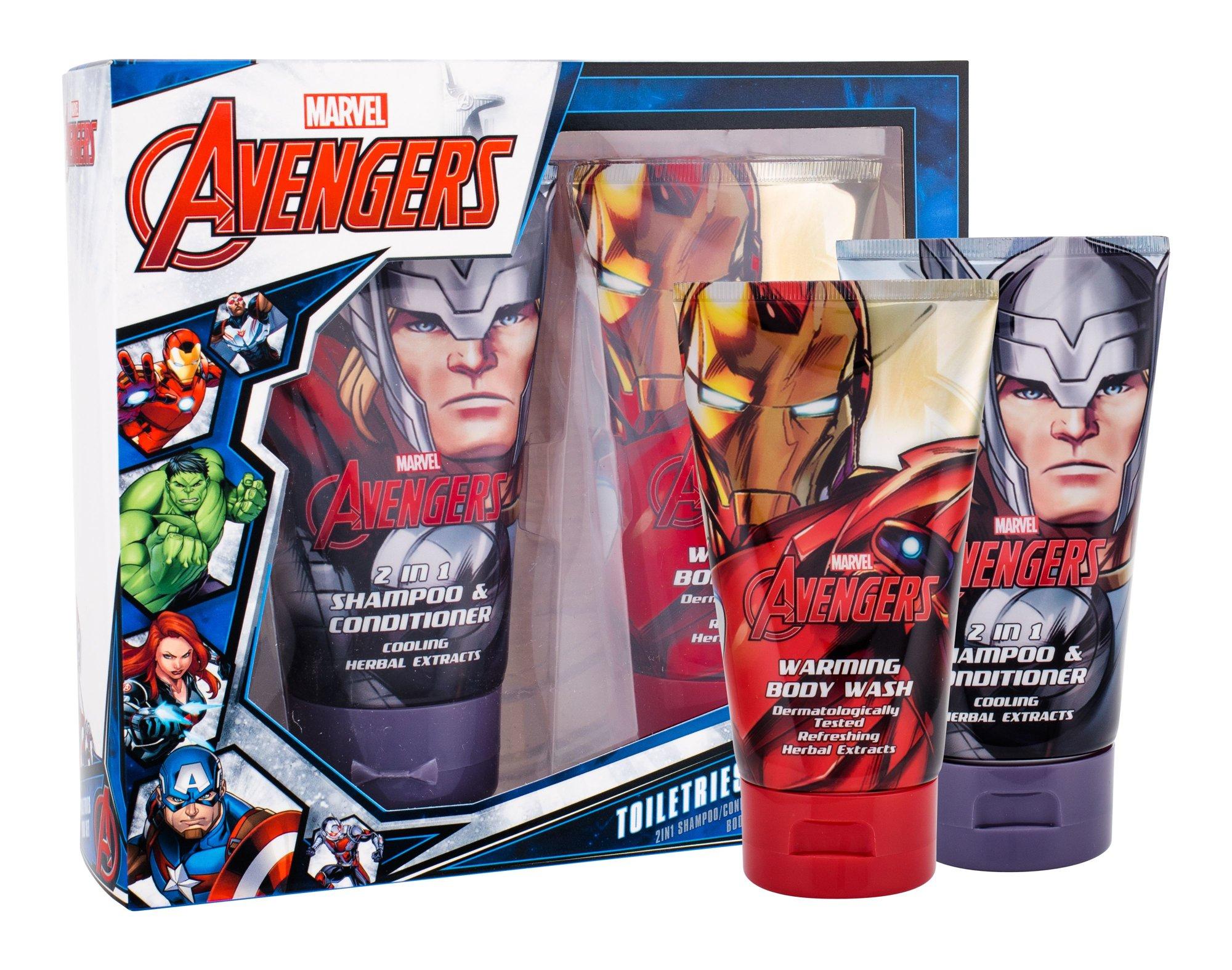 Marvel Avengers Shower gel 150ml