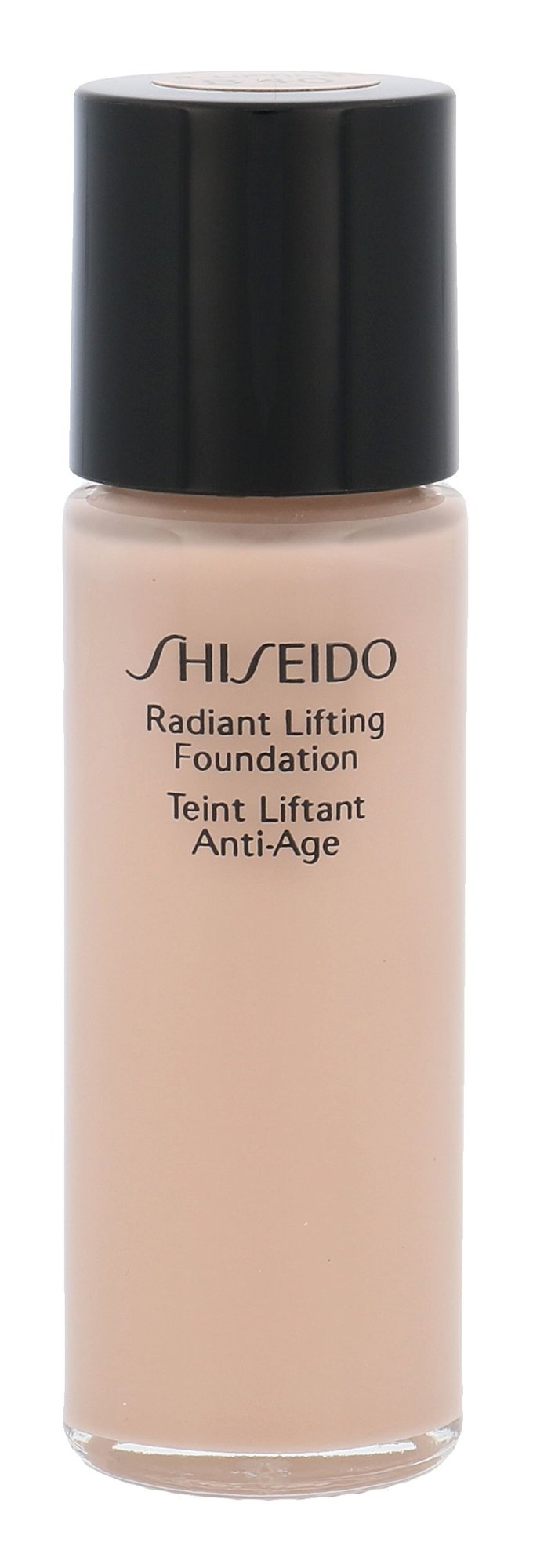 Shiseido Radiant Lifting Foundation Cosmetic 15ml B40 Natural Fair Beige