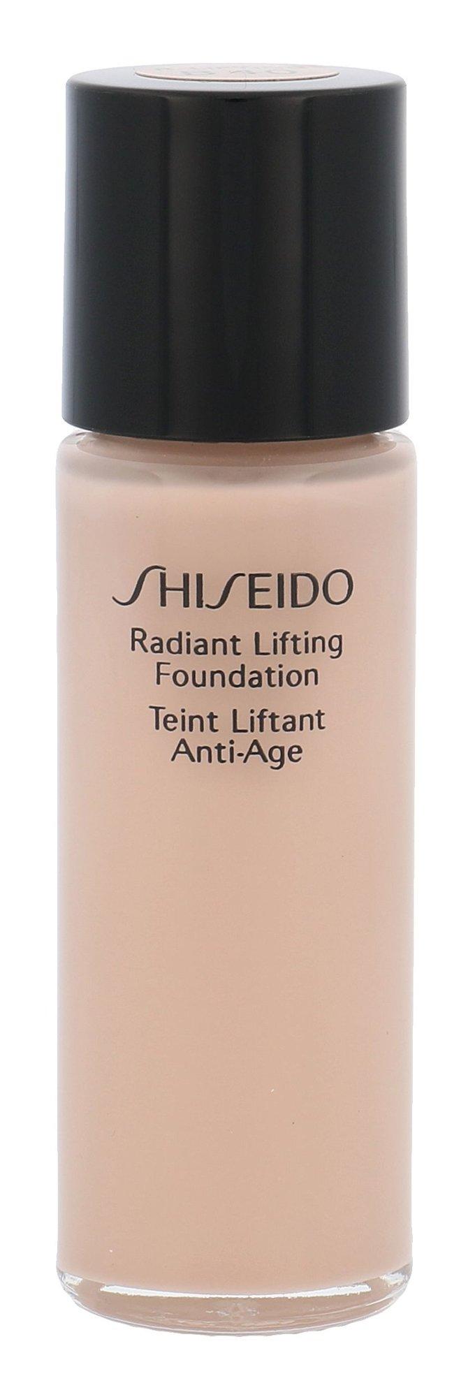 Shiseido Radiant Lifting Foundation Cosmetic 15ml B40 Natural Fair Beige