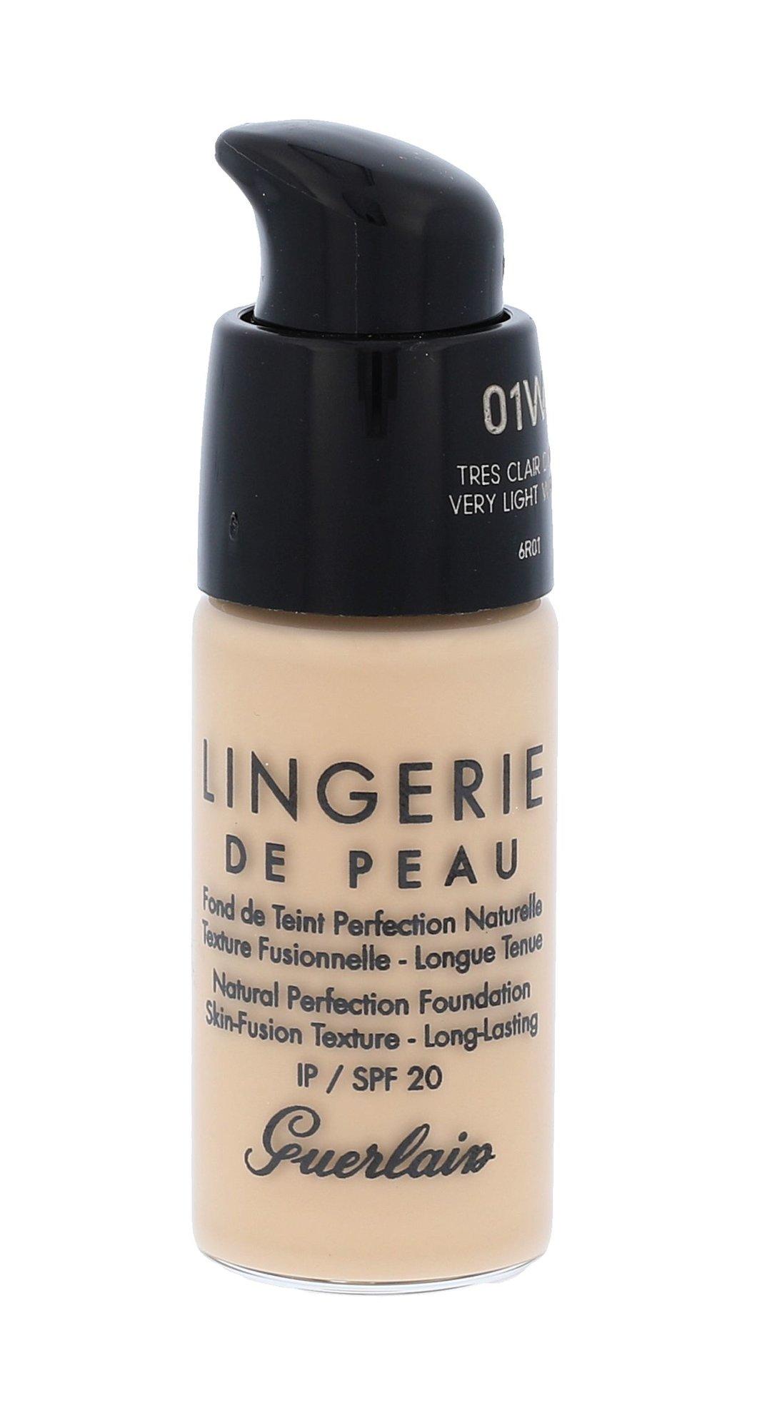 Guerlain Lingerie De Peau Cosmetic 15ml 01W Very Light Warm
