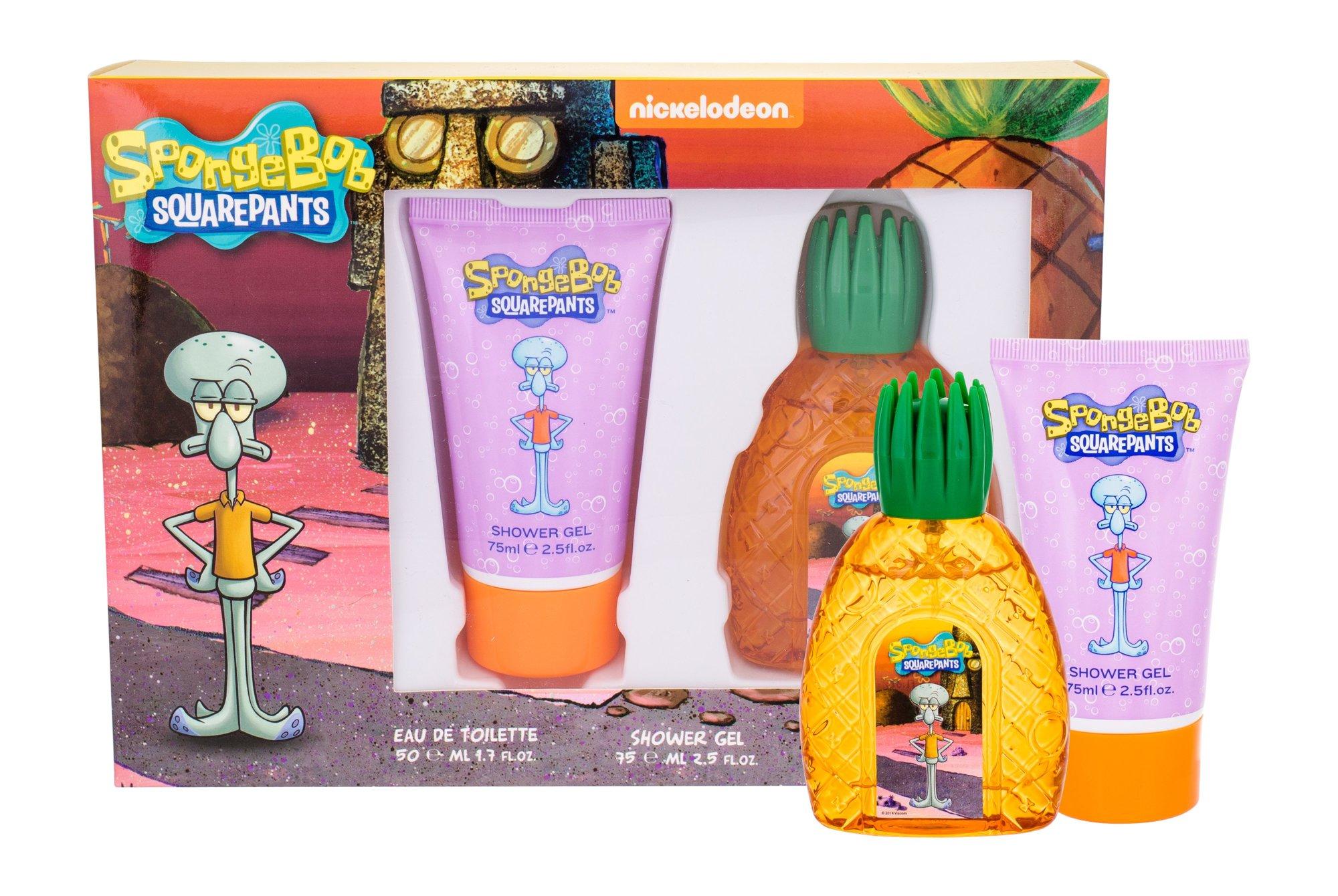 SpongeBob Squarepants Squidward EDT 50ml