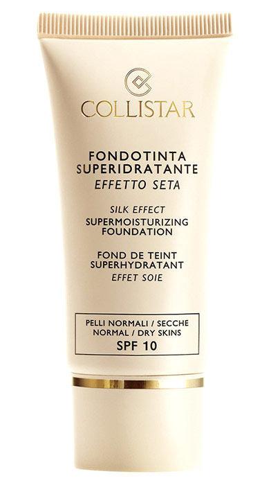 Collistar Silk Effect Supermoisturizing Foundation Makeup 30ml 4 Amber