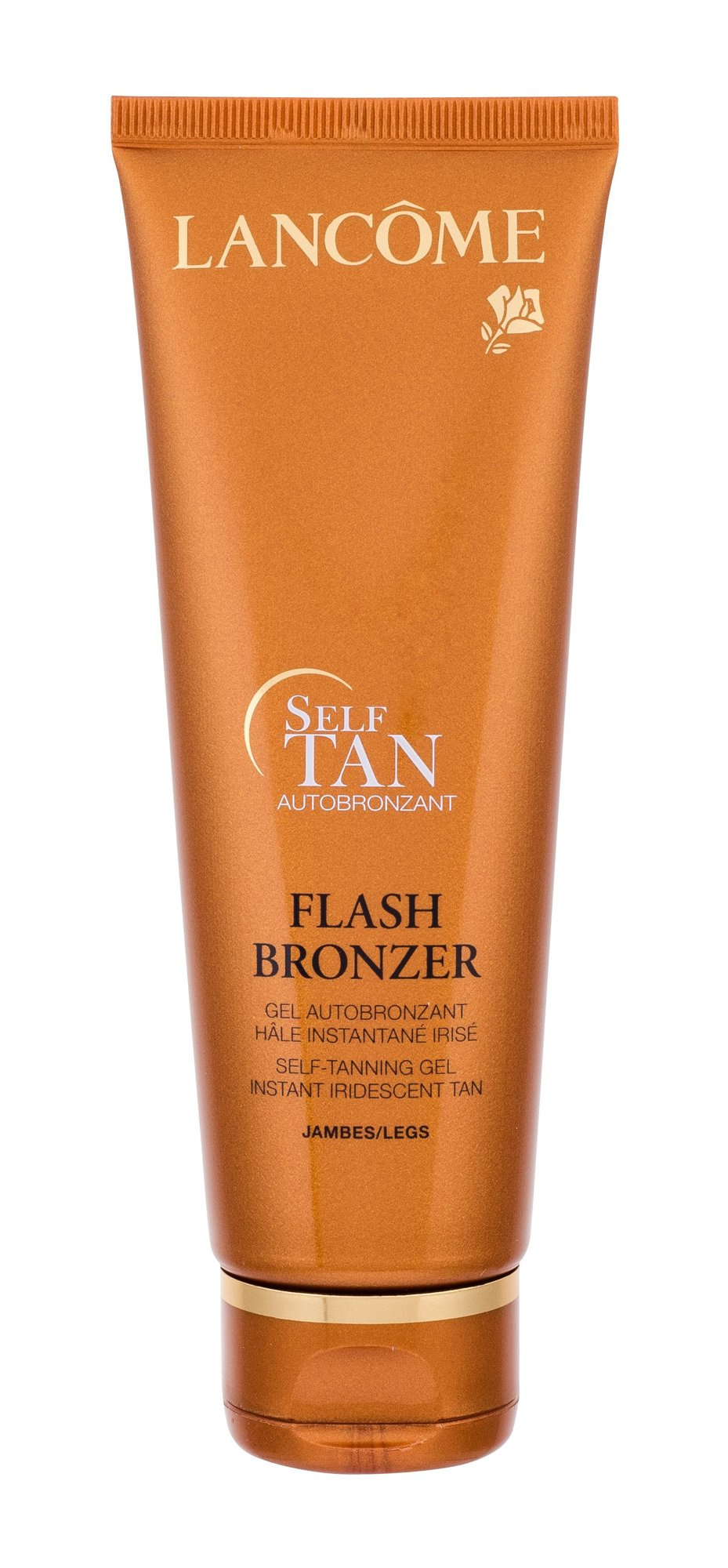 Lancôme Flash Bronzer Self Tanning Leg Gel Cosmetic 125ml