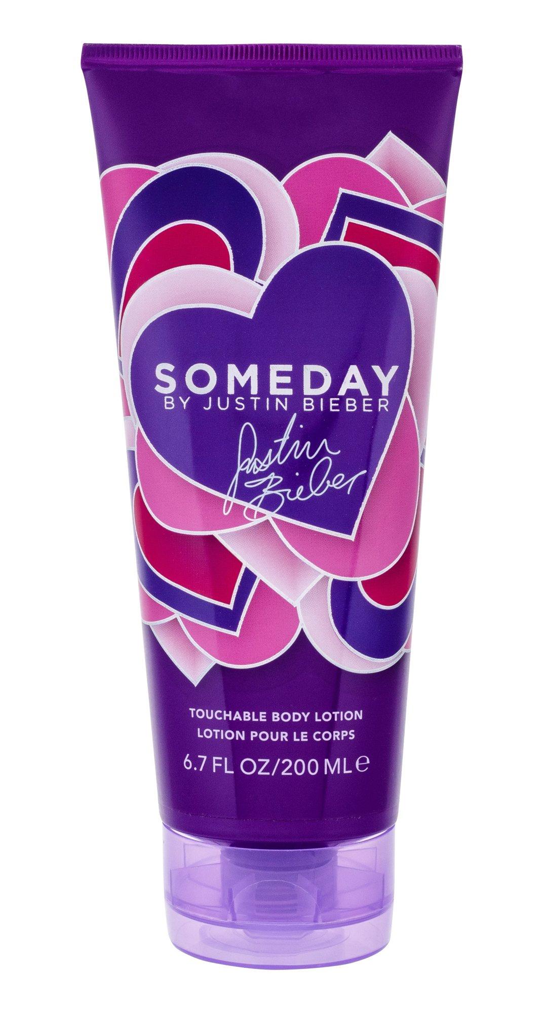 Justin Bieber Someday Body lotion 200ml